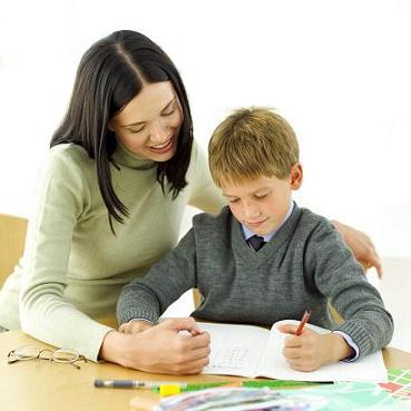 Alunno e insegnante