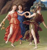 Andrea Mantegna Particolare Il Parnaso