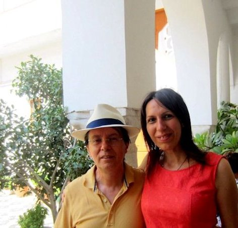Angelo Fierro e Dora Scialfa