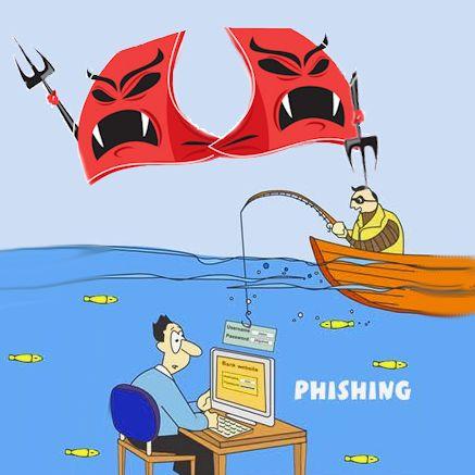 Anti phishing