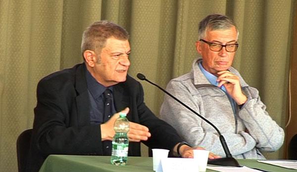 Antonio Chiappetta e Fabio Burigana