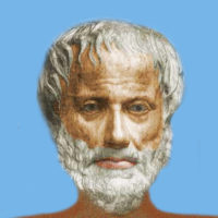 «Aristotele» Ricostruzione computergrafica