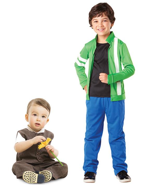 Bambini ben vestiti
