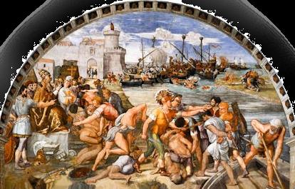 Battaglia di Ostia