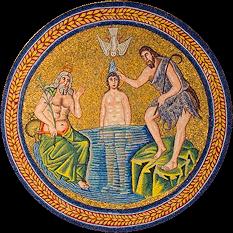 Battesimo nel Giordano