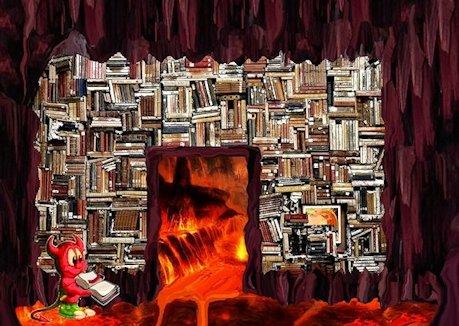 Biblioteca infernale