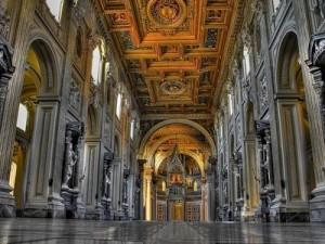 Borromini Interno San Giovanni in Laterano