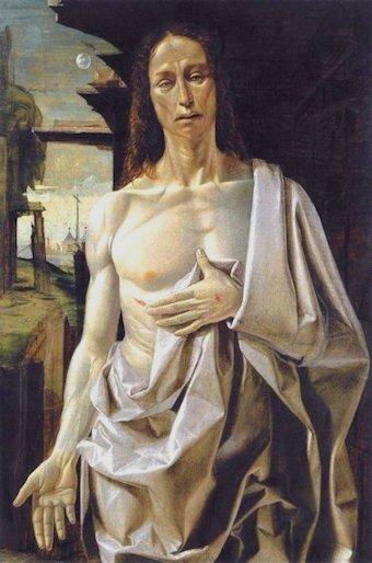 Bramantino Cristo dolente