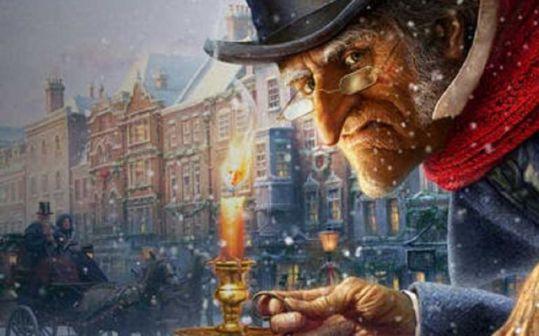 Nel Canto di Natale di Charles Dickens Scrooge incarna l'avaro datore di lavoro