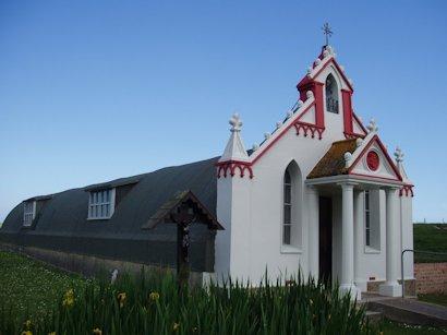 Cappella di Lamb Holm