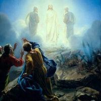 Carl Heinrich Bloch La Trasfigurazione