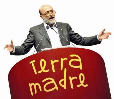 Carlo Petrini Terra Madre