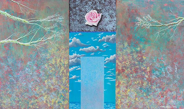 Carmelo Nino Trovato - Cristalli silenti - La porta della rosa