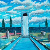 Carmelo Nino Trovato «Le acque sognanti – Le vasche mute»