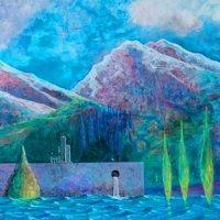 Carmelo Nino Trovato - Le porte regali-Il mare e i monti