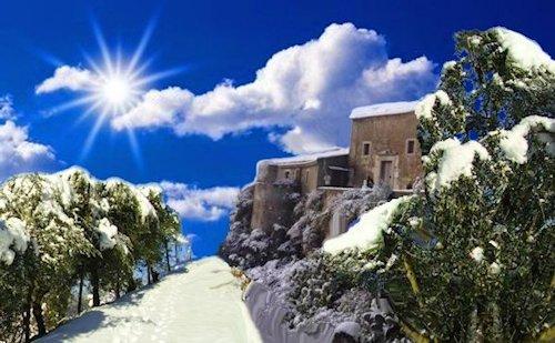 Casa fra gli ulivi