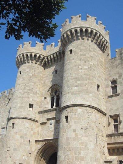 Castello del Gran Maestro del Cavalieri di Rodi