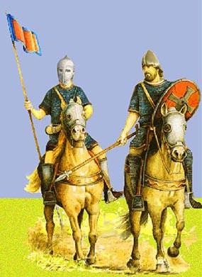 Cavalieri Visigoti