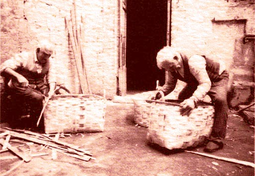 Antichi mestieri: i cestari