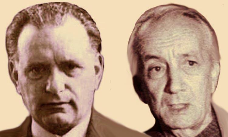 Giovanni Colazza e Massimo Scaligero