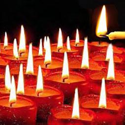 Con una candela se ne accendono tante