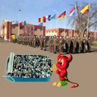 Controllo europeo militare