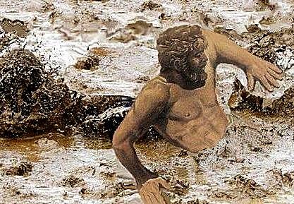 Creato dal fango