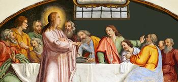 Cristo appare agli Apostoli nel Cenacolo