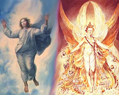 Cristo e Lucifero