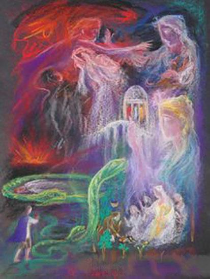 David Newbatt «Fiaba»