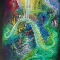 David Newbatt «La Fiaba del Serpente verde e della bella Lilia»