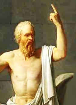 J.L. David «Socrate»