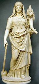 La Dea Fortuna - Musei Vaticani