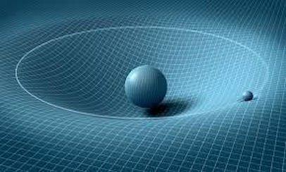Deformazione gravitazionale spazio-tempo