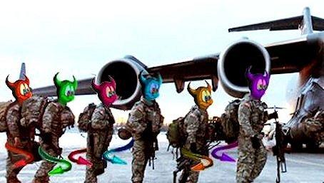 Diavoletti militari