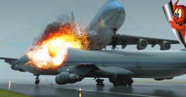 Disastro aereo