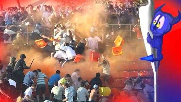 Disordini calcio Francia 2016