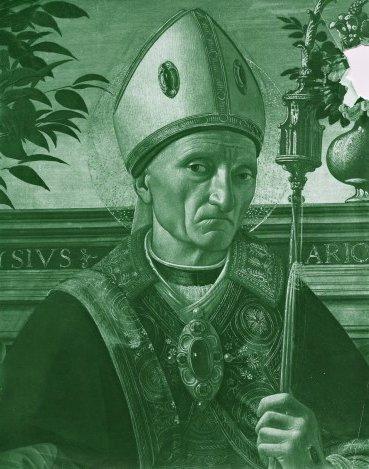 Domenico Ghirlandaio «Dionigi l'Areopagita»