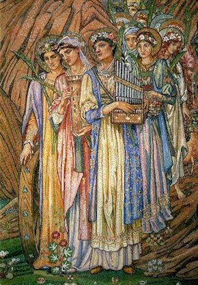 Edward Burne-Jones  «Le Madri»
