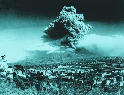 Eruzione Vesuvio 1944
