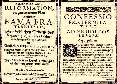 Fama e Confessio Fraternitatis