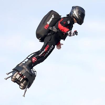 Franky Zapata Flyboard