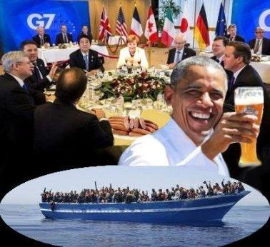G7 e migranti