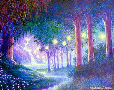 Gilbert Williams «Il giardino»