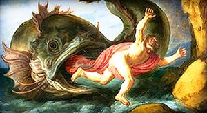 Pieter Lastman «Giona e la balena»