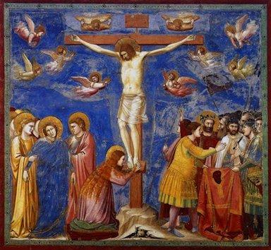 Giotto «Crocifissione»
