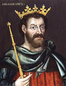 Re Giovanni, detto Senzaterra