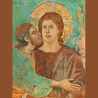 Cimabue Il bacio di Giuda