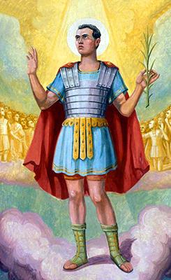 San Giustino martire