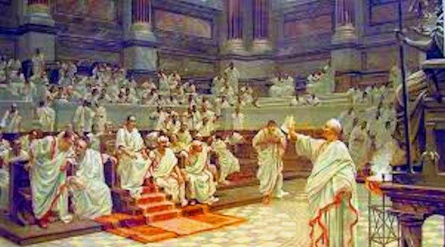 Giustizia nell'antica Roma